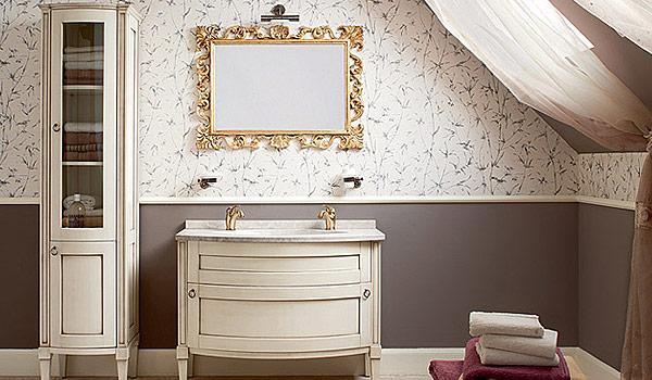 Bagni eleganti classici awesome bagni classici di lusso e mobili classici di lusso per ville - Arredo bagno classico elegante ...