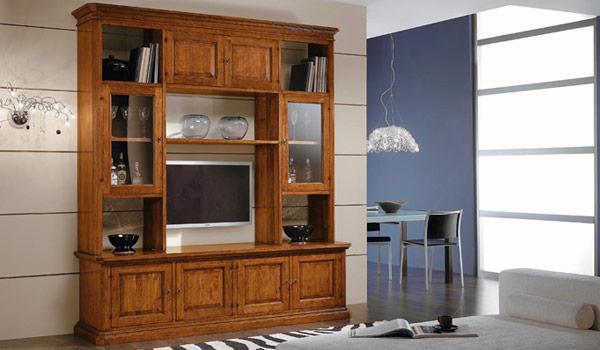 Parete Soggiorno Borgo : Parete soggiorno contemporaneo idee per il design della casa