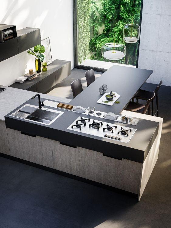 Cucine moderne » Ferrari Arredamenti - Sassatella di Frassinoro ...