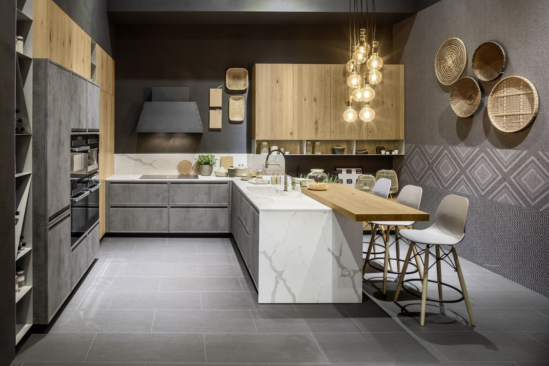 Cucine Moderne Foto.Cucine Moderne Ferrari Arredamenti Sassatella Di