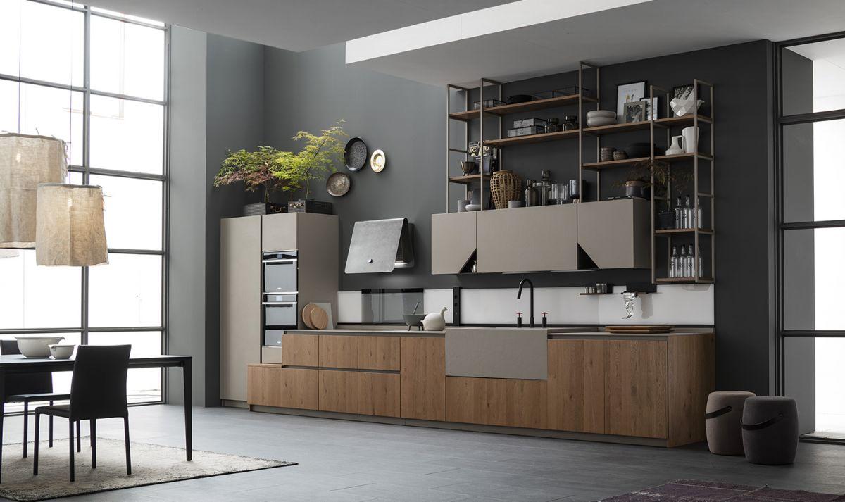 Cucine moderne » Ferrari Arredamenti - Sassatella di ...